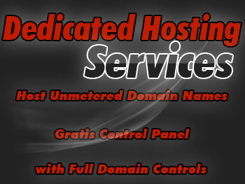 Low-priced dedicated servers hosting services